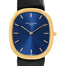 Patek Philippe Golden Ellipse 3738 31.1mm Mens Watch