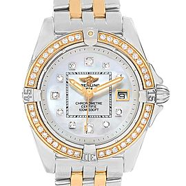 Breitling Cockpit D71356 32mm Womens Watch