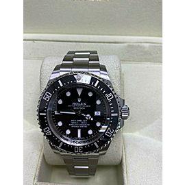 Rolex Sea Dweller Deepsea 116660 Stainless Steel Box Papers 2012