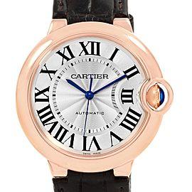 Cartier Ballon Bleu WGBB0009 36mm Womens Watch