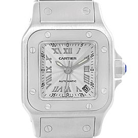 Cartier Santos W20044D6 24.0mm Womens Watch