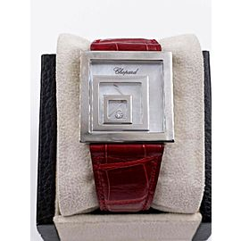 Chopard Happy Spirit 742/1 8K White Gold Mother of Pearl Dial