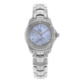 Tag Heuer Link WJ1316.BA0573 27mm Womens Watch