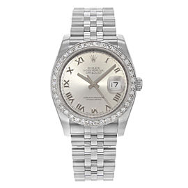 Rolex Datejust 116200SRJ 36mm Mens Watch