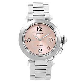 Cartier Pasha C W31075M7 35mm Unisex Watch