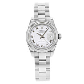 Rolex Datejust 179160WRO 26mm Womens Watch