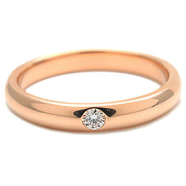 Authentic HARRY WINSTON Round Marriage Ring