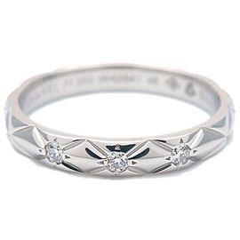 Authentic CHANEL Matelasse Ring