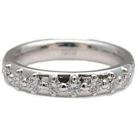 Authentic GUCCI Diamantissima 8P Diamond Ring