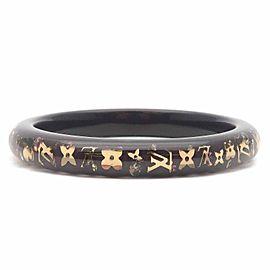 Authentic Louis Vuitton Bracelet Inclusion TPM Bangle