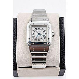 Cartier Santos Galbee Ref 2319 Stainless Steel Watch