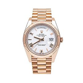 Rolex Day-Date 228235 40mm Mens Watch