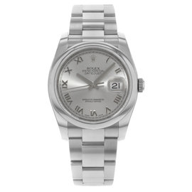Rolex Datejust 116200RRO 36mm Mens Watch