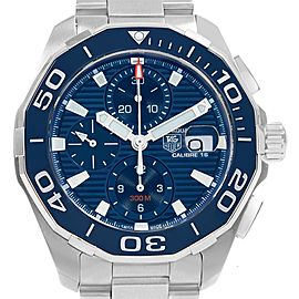 Tag Heuer Aquaracer CAY211B.BA0927 43mm Mens Watch