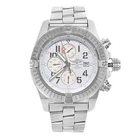 Breitling Super Avenger A1337011/A699-135A 47mm Mens Watch