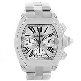 Cartier Roadster XL W62019X6 Mens 49mm Watch