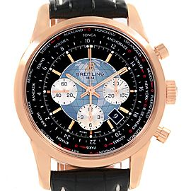 Breitling Transocean RB0510 46mm Mens Watch