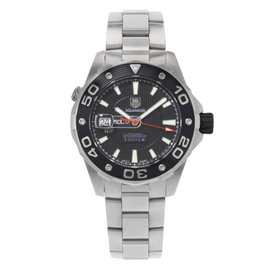 Tag Heuer Aquaracer WAJ2119.BA0870 43mm Mens Watch