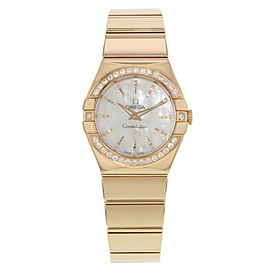 Omega Constellation 123.55.27.60.55.006 27mm Womens Watch