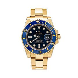 Rolex Submariner Date 116618LB 40mm Mens Watch