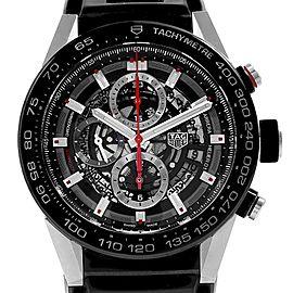 Tag Heuer Calibre CAR2A1Z.FT6044 Mens 45mm Watch