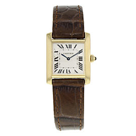 Cartier Tank Francaise 1821 25mm Womens Watch