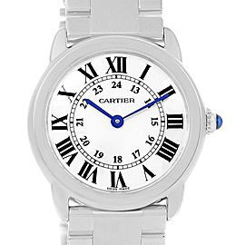 Cartier Ronde W6701004 29mm Womens Watch