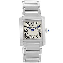 Cartier Francaise w51011q3 25.0mm Womens Watch