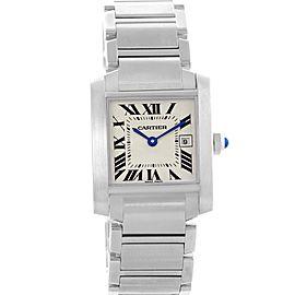 Cartier Francaise w51011q3 25.0mm Womens Watch