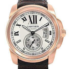 Cartier W7100009 42mm Mens Watch