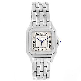 Cartier Panthere W25054P5 26mm Mens Watch