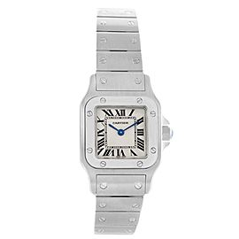 Cartier Santos Galbee W20056D6 24mm Womens Watch