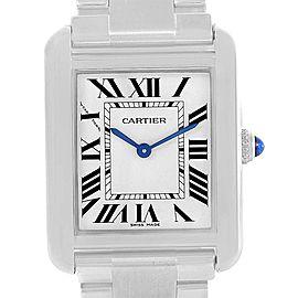 Cartier Tank Solo W5200013 24mm Womens Watch