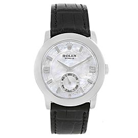 Rolex Cellini 5240 35mm Mens Watch