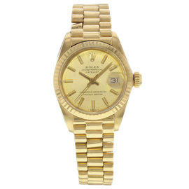 Rolex Datejust 6918 26mm Womens Vintage Watch