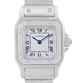 Cartier Santos Galbee 04278 24mm Womens Watch