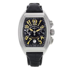 Franck Muller Master Of Complications 8005 CC King 40mm Mens Watch