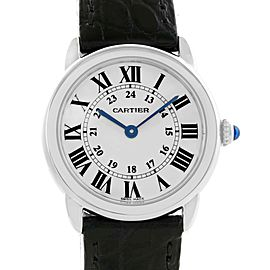 Cartier Ronde Solo W6700155 29mm Womens Watch