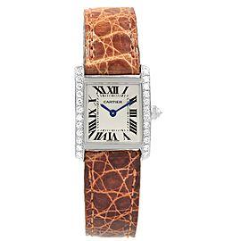 Cartier Francaise WE100231 20.0mm Womens Watch