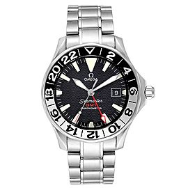 Omega Seamaster GMT Gerry Lopez Limited Edition Mens Watch 2536.50.00