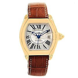 Cartier Roadster W62005V2 37mm Mens Watch