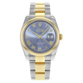 Rolex Datejust 116203 37mm Mens Watch