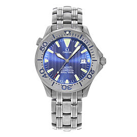 Omega Seamaster 2231.80.00 41mm Mens Watch
