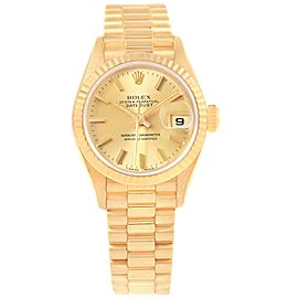 Rolex President Datejust 79178 Vintage 26mm Womens Watch