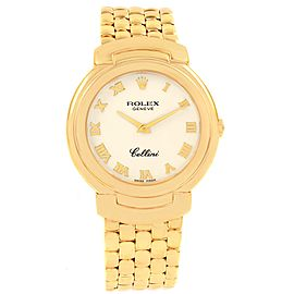 Rolex Cellini 6622 33mm Womens Watch