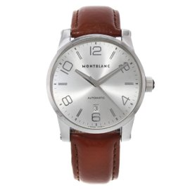 Montblanc Timewalker 7070 42mm Mens Watch