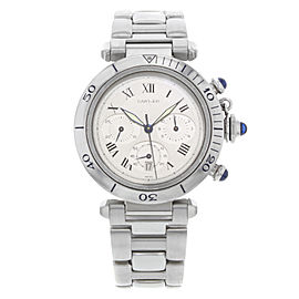 Cartier Pasha W31018H3 38mm Unisex Watch