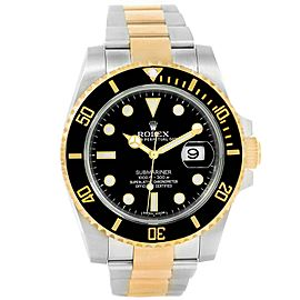 Rolex Submariner 116613 Mens 40mm Watch