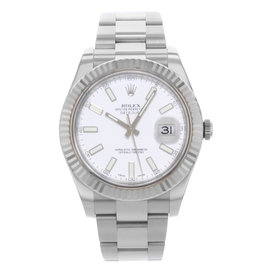 Rolex Datejust II 116334WIO 41mm Mens Watch
