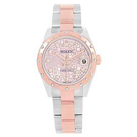Rolex Diamond 178341 31mm Womens Watch